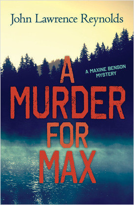 Cover: A Murder for Max