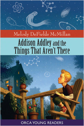 Cover: Addison Addley and the Things That Aren't There