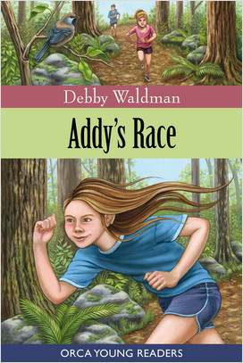 Cover: Addy's Race