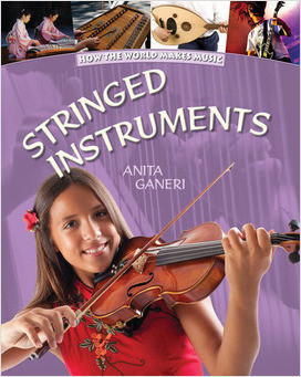 Cover: Stringed Instruments