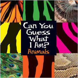 Cover: Can You Guess What I Am?