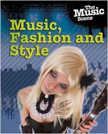 Cover: The Music Scene