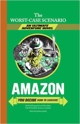 Cover: The Worst-Case Scenario Ultimate Adventure