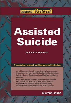 Cover: Assisted Suicide