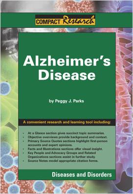 Cover: Alzheimer's Disease