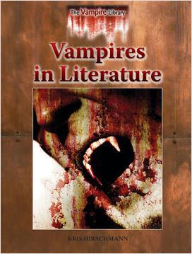 Cover: Vampires in Literature