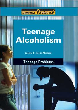 Cover: Teenage Alcoholism