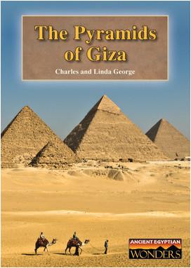 Cover: The Pyramids of Giza
