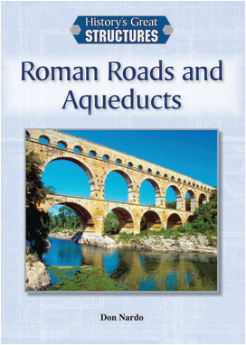 Cover: Roman Roads and Aqueducts