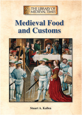 Cover: Medieval Food and Customs
