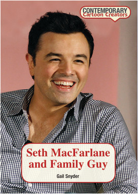 Cover: Seth MacFarlane and Family Guy