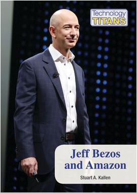 Cover: Jeff Bezos and Amazon
