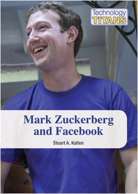 Cover: Mark Zuckerberg and Facebook