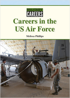 Cover: Military Careers