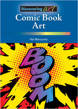 Cover: Comic Book Art