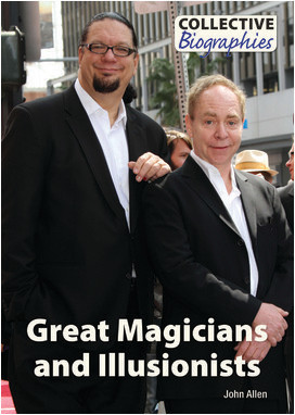 Cover: Great Magicians and Illusionists