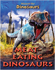 Cover: Meat-Eating Dinosaurs