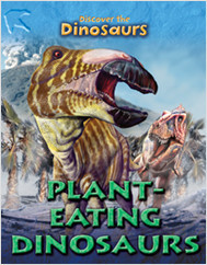 Cover: Plant-Eating Dinosaurs