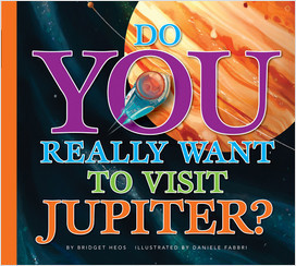 Cover: Do You Really Want to Visit...? (Planets)