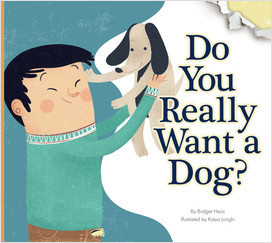 Cover: Do You Really Want a Dog?