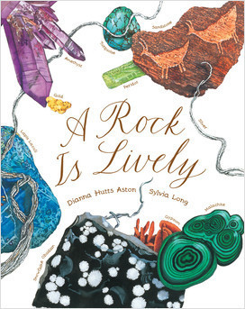 Cover: A Rock is Lively