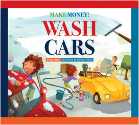 Cover: Make Money! Wash Cars