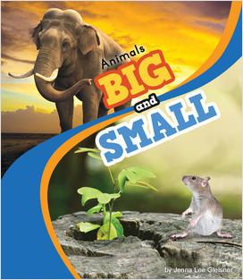 Cover: Animal Antonyms