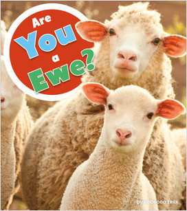Cover: Are You a Ewe?