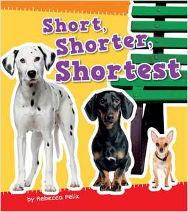 Cover: Short, Shorter, Shortest