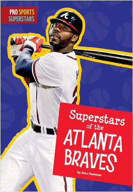 Cover: Pro Sports Superstars (MLB)