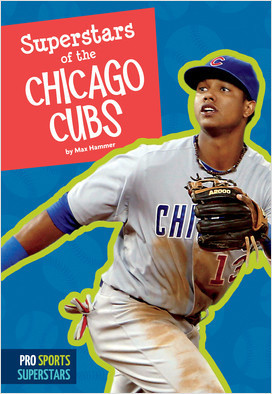 Cover: Superstars of the Chicago Cubs