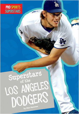 Cover: Superstars of the Los Angeles Dodgers