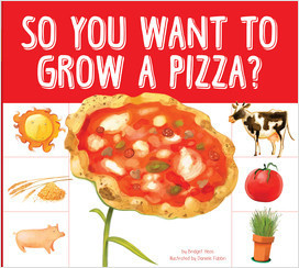 Cover: So You Want to Grow a Pizza?