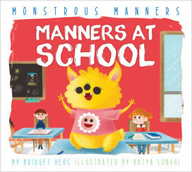 Cover: Monstrous Manners