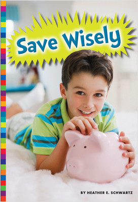 Cover: Save Wisely