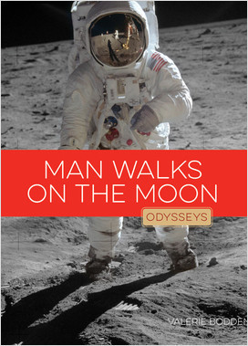 Cover: Man Walks on the Moon