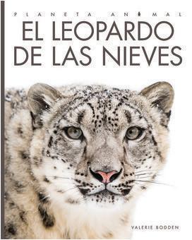 Cover: El leopardo de las nieves