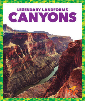 Cover: Legendary Landforms