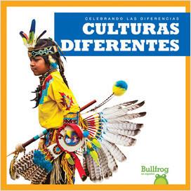 Cover: Culturas diferentes (Different Cultures)