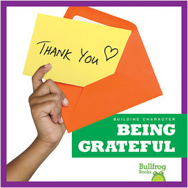 Cover: Being Grateful