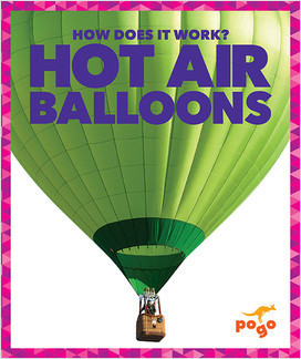 Cover: Hot Air Balloons