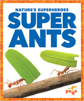 Cover: Nature's Superheroes