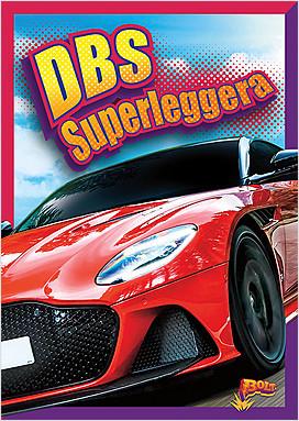 Cover: DBS Superleggera