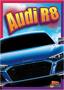 Cover: Audi R8