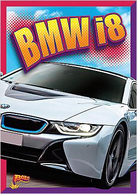 Cover: BMW i8