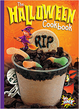 Cover: The Halloween Cookbook