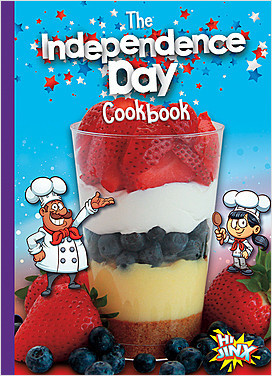 Cover: The Independence Day Cookbook