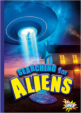 Cover: Searching for Aliens
