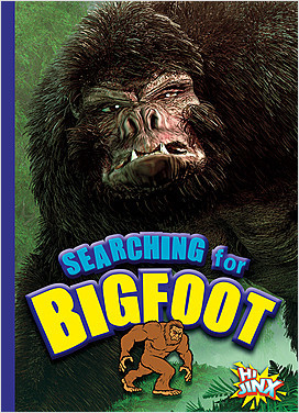 Cover: Searching for Bigfoot