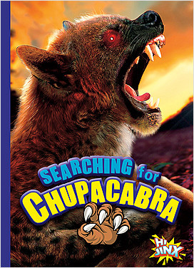 Cover: Searching for Chupacabra